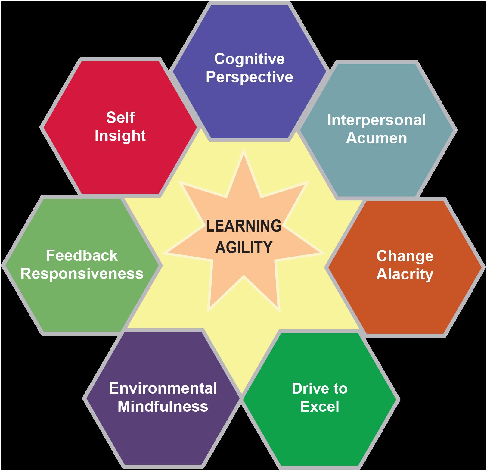 TALENTx7 Learning Agility Symbol