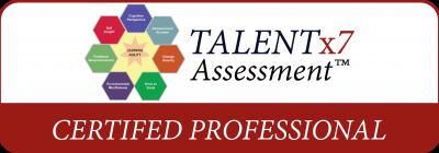 TalentX7 Certification